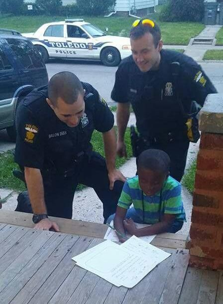 Wideblueline On Twitter Police Officer Police Homework