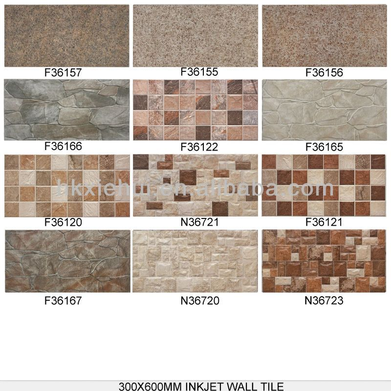Exterior Wall Finishing Materials