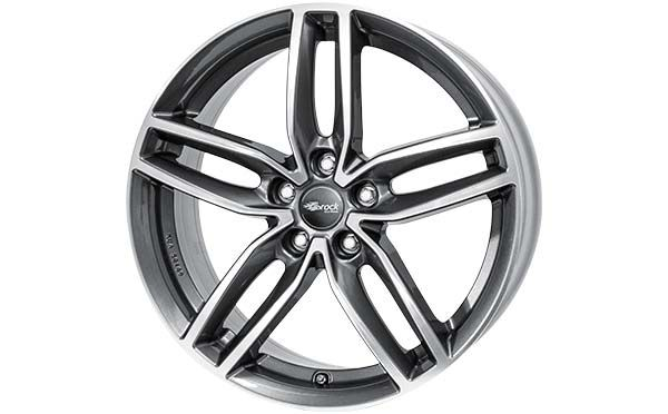 The Rc Design Creation From The Brock Alloy Wheels