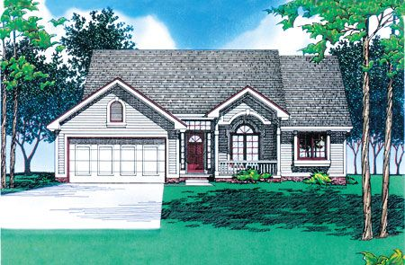 possible house plan needs some modifications