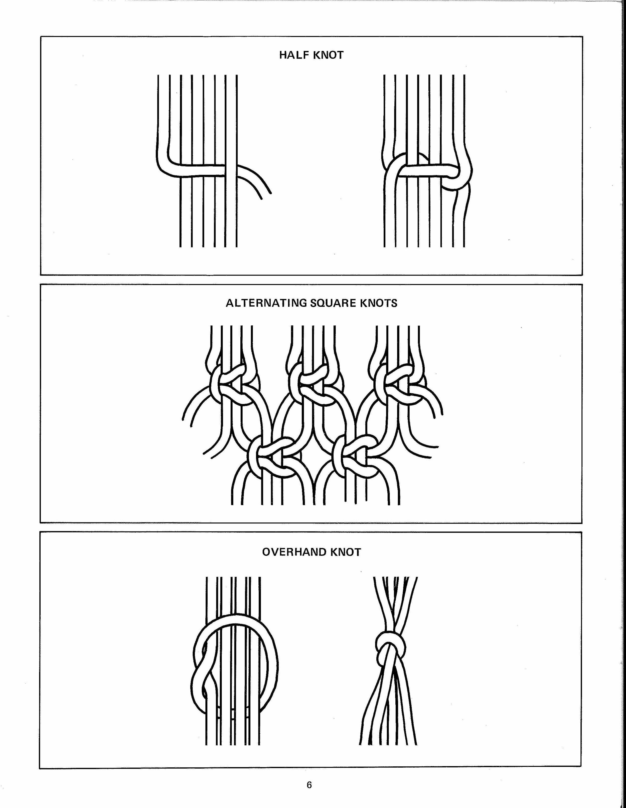 MacraMagic Book • Vintage 1970s Owls Plant Hangers Home Macrame Pattern Booklet — Starshop Vintage