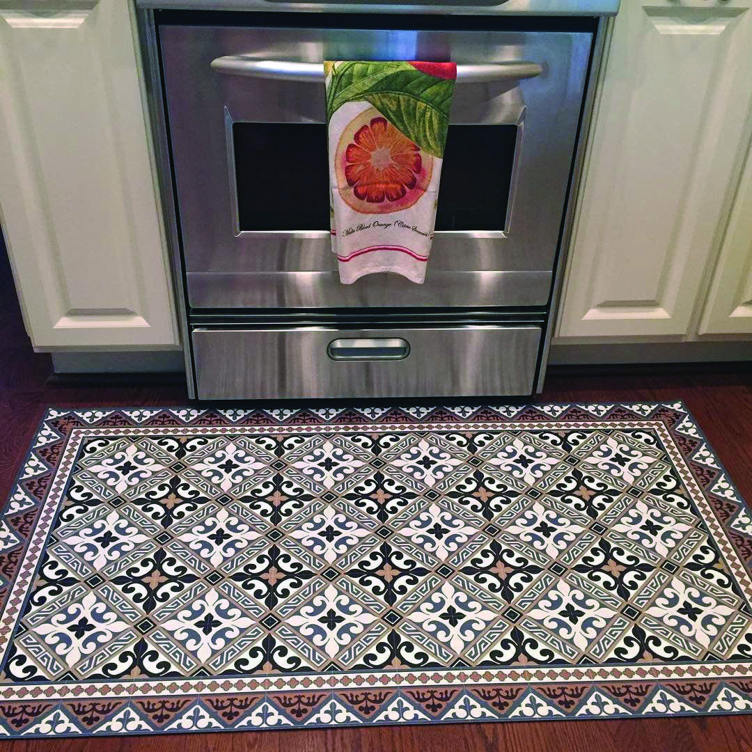 Gorgeous Kitchen Flooring Ideas Homes Tre Kitchen Mats Floor Kitchen Flooring Stylish Floor Mat