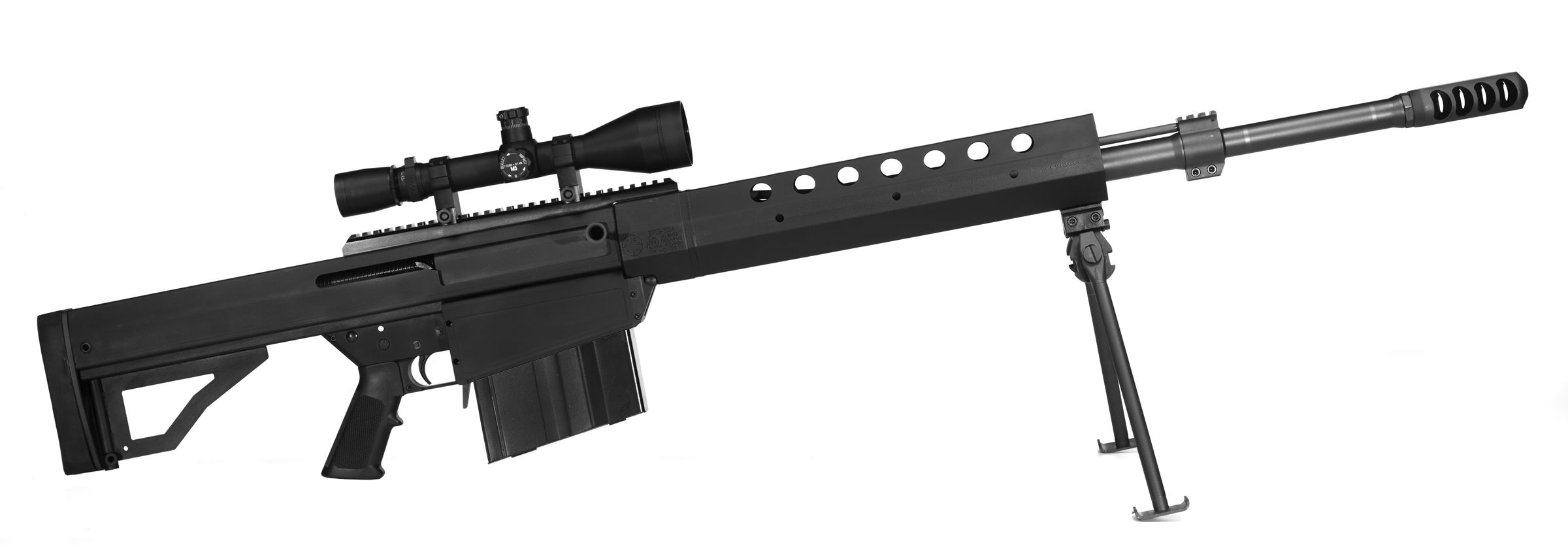 BFG-50A is Lighter, Better Built, More Accurate and Costs Thousands