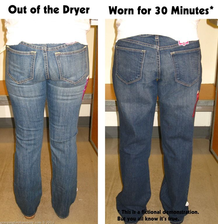 6a11fb09ef4 Gap and Old Navy   Mom Jeans. This girl s quest for non-mom jeans is pretty  funny. (And you know it s true about the stretching!)