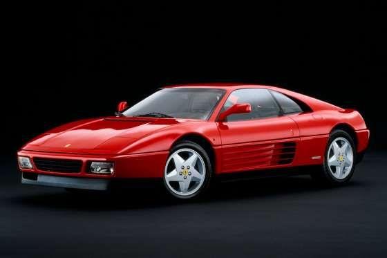 1989 Ferrari 348 Tb Much Less In Your Face Than Its Testarossa