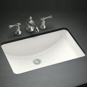 Kohler K2214 0 Ladena Undermount Style Bathroom Sink Simple Good