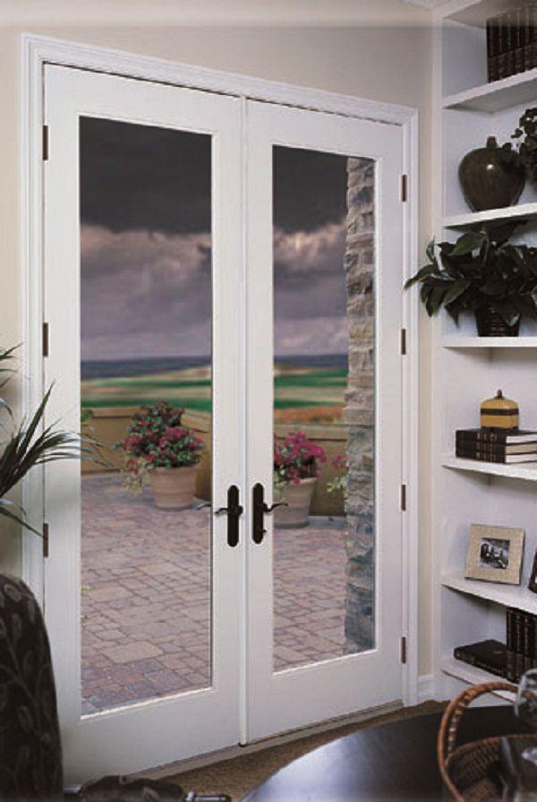 Therma Tru Doors Smooth Star Door Designs Plans Garden Patio Exterior