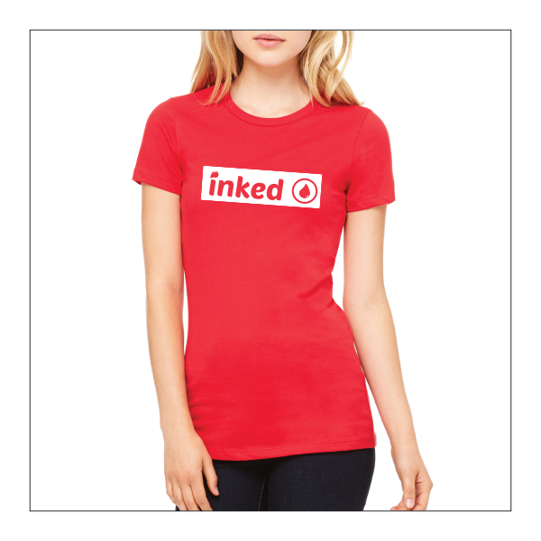 Inked Square- The perfect Tee
