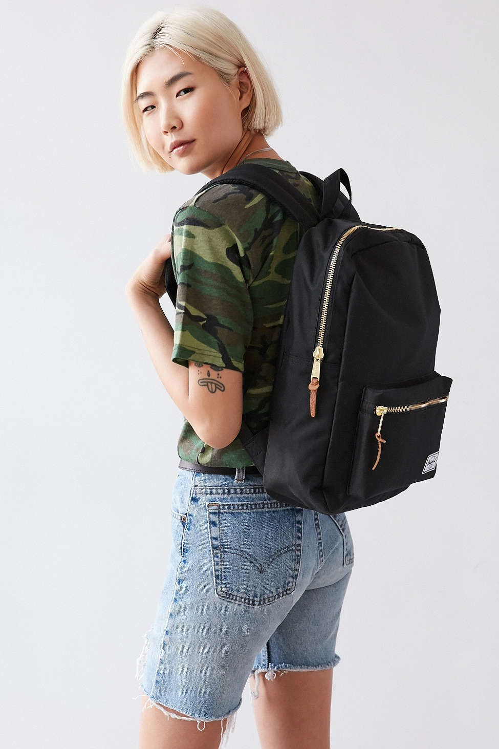 81a28a7be6ad Herschel Supply Co. Settlement Mid-Volume Backpack | urban ...