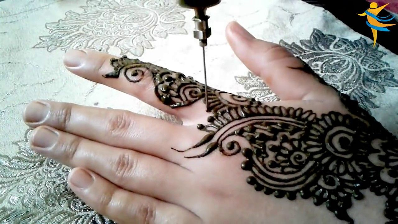 اجمل واسهل نقش حناء هندي Henna Mehndi Designs Simple Beautiful Http Mehandides In 2020 Mehndi Designs Mehndi Patterns Mehandi Designs Easy
