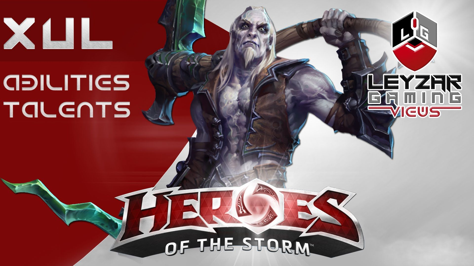 Heroes Of The Storm Hots News Xul Abilities Talents Release Date Slideshow Heroes Of The Storm Hero Storm Find out the best talent build for playing xul at a competitive level in heroes of the storm. the storm hots news xul abilities