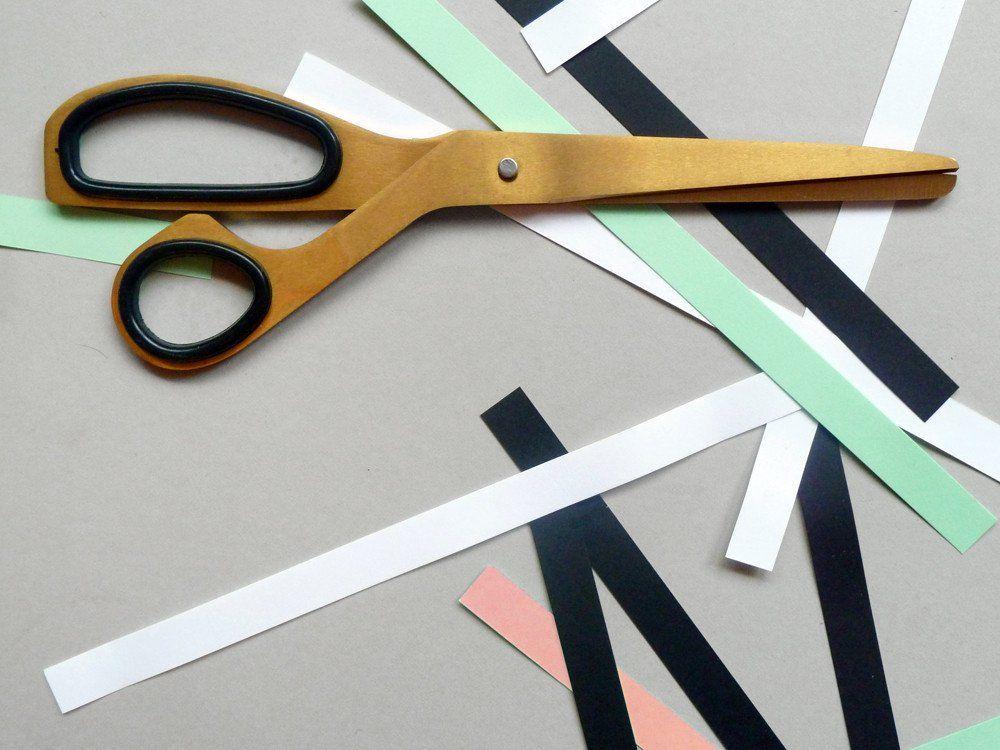 Brass Scissors Brass scissors, Scissors, Stationery