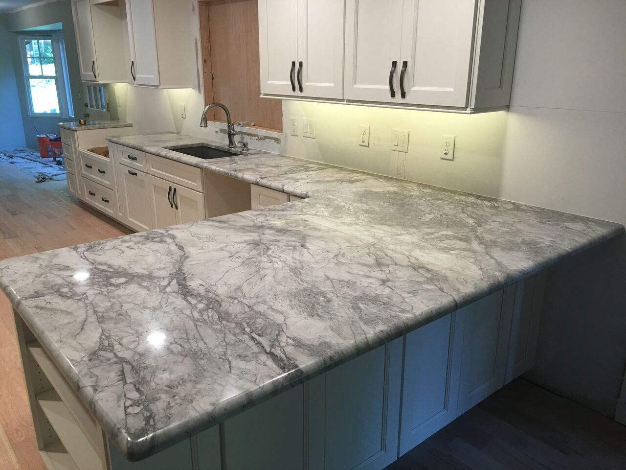 Vermont White #aamarble #granite #countertops