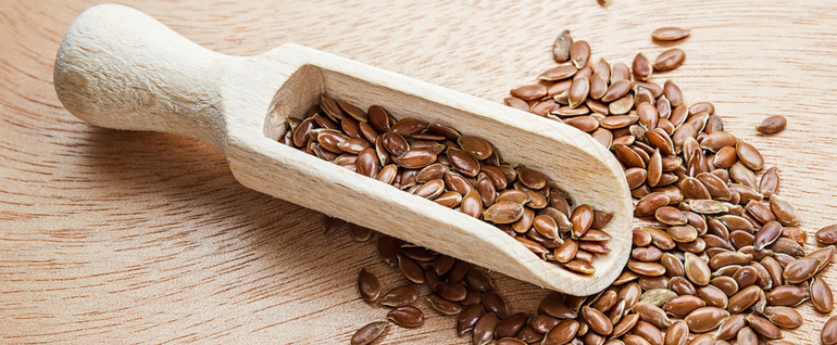 Why Flaxseed Meal Gives You More Nutrients Than Flax Seeds #flaxseedmealrecipes