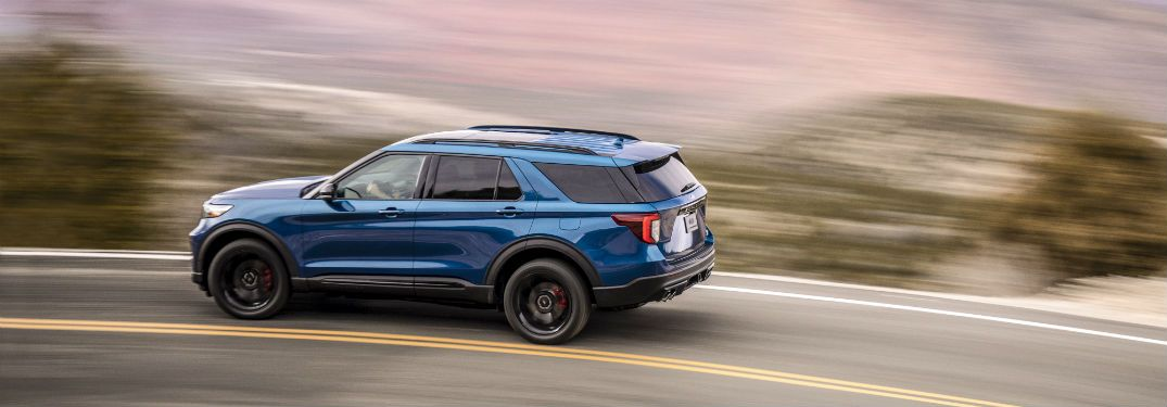 Horsepower and Torque Ratings for the 2020 Ford Explorer