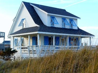$1,360/week, Rodanthe 3br/2bath VRBO.com #403480 - Outer Banks, Rodanthe, Ocean Front, Pet Friendly, 3BR, 2BA