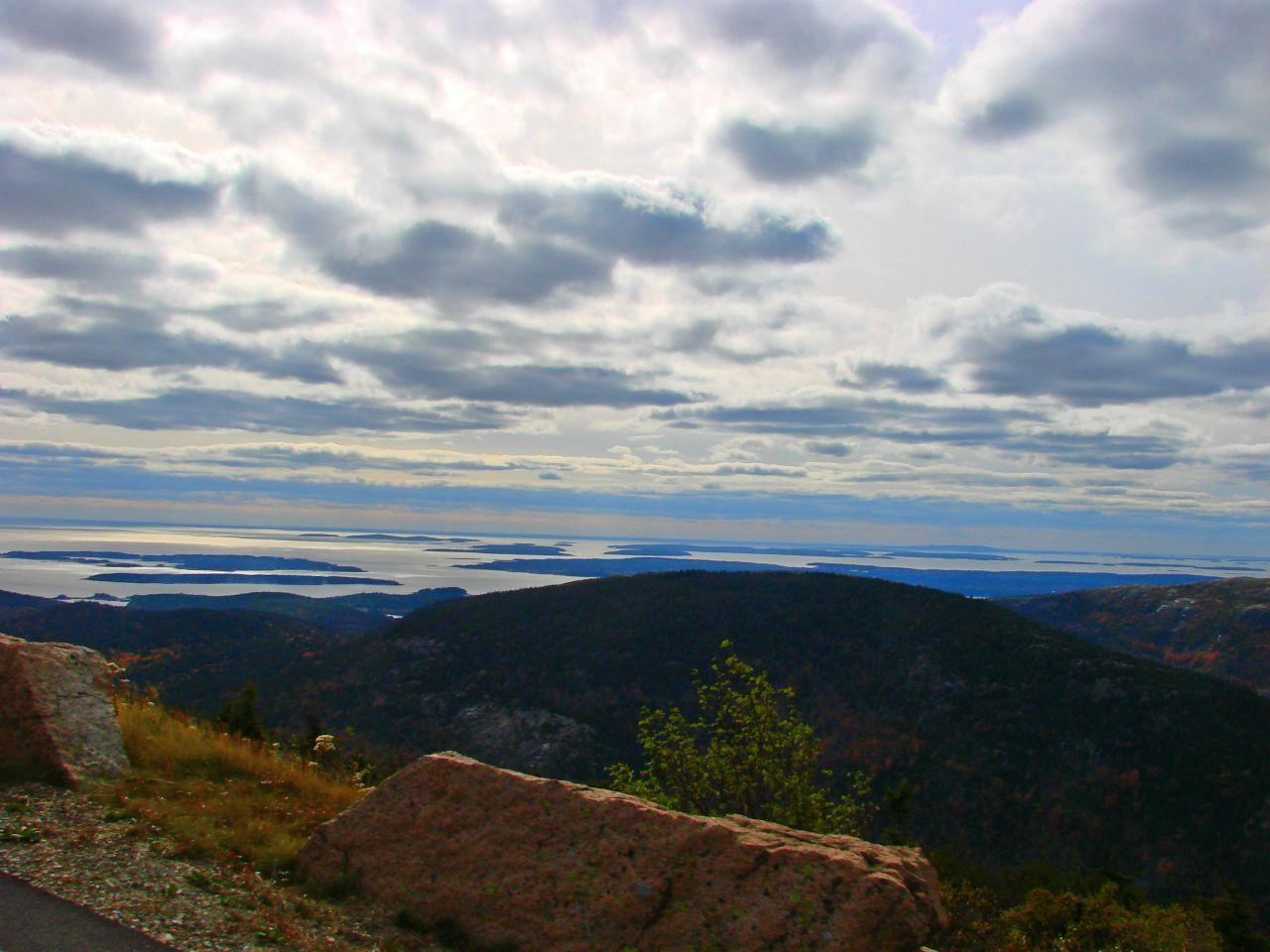 Autumn In Acadia National Park Acadia National Park