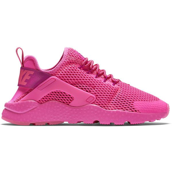 4d2dc3c1be9db Nike WMNS Huarache Ultra Breathe ($125) ❤ liked on Polyvore featuring shoes,  shoe club, women, stretch shoes, summer shoes, stretchy shoes, nike footwear  ...