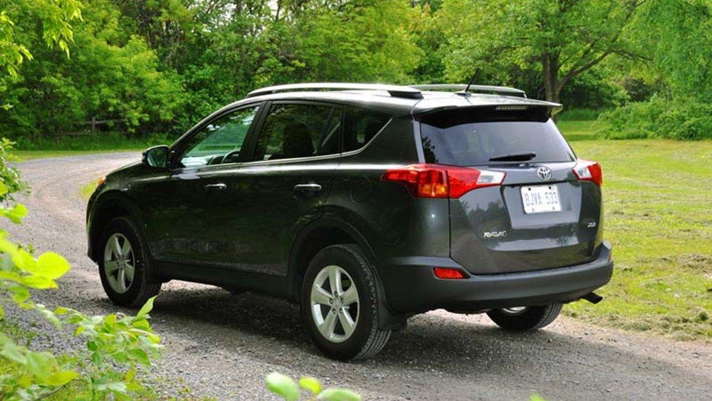 2017 Toyota Rav4 Used Vehicle Review