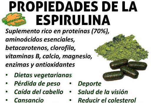 Propiedades Y Beneficios Del Alga Espirulina Superalimento Y Suplemento Espirulina Beneficios Espirulina Alga Espirulina