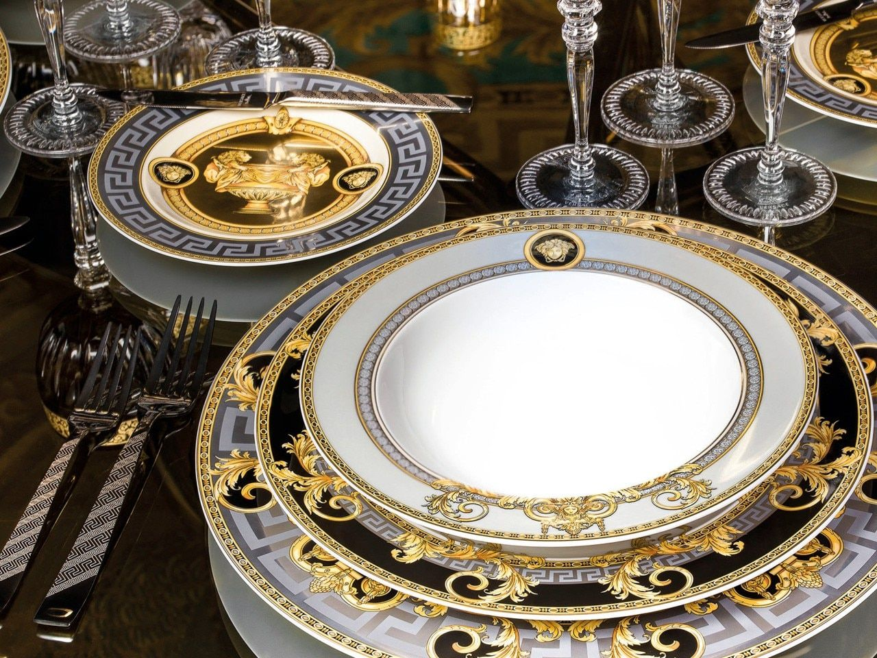 22+ Versace dining set Best Choice