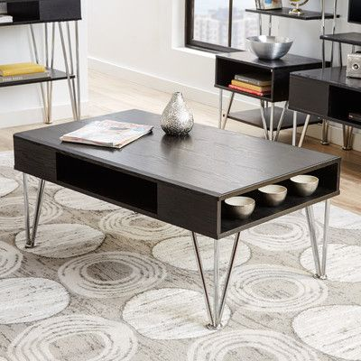 Zipcode Design Hayden Coffee Table Allmodern Modern
