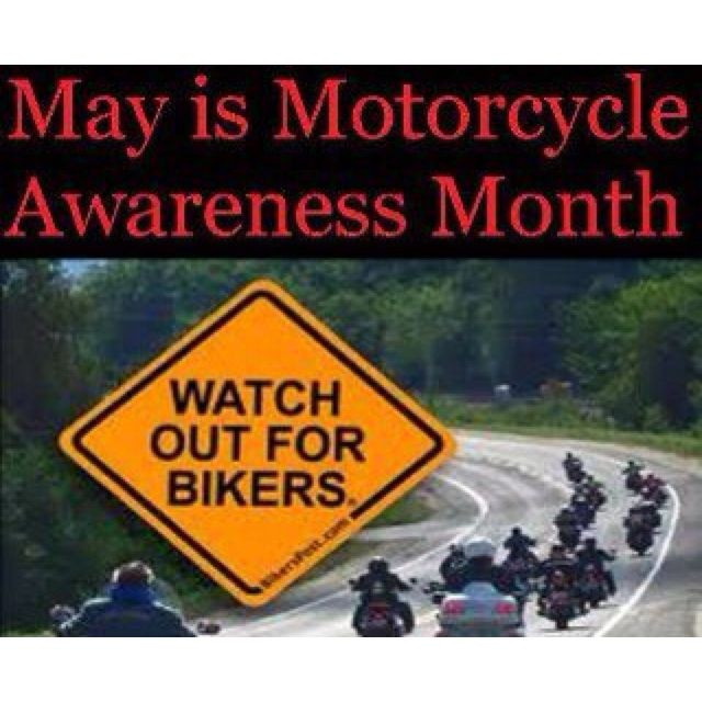 Motorcycle Awareness | Just sayin' & Other Quotes | Pinterest