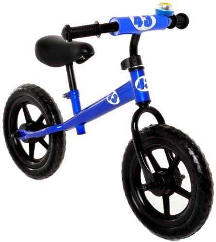 Kids Bicycles Childrens Balance Bike No Pedal Push Bicycle For