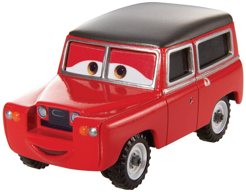 Disneypixar cars maurice diecast vehicle