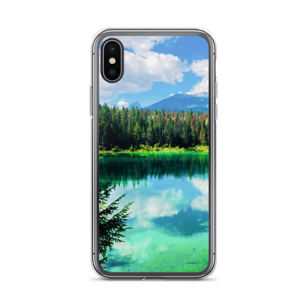 wholesale dealer 178f8 27cef Valley of the Five Lakes, Jasper Canada Photography, Custom iPhone ...