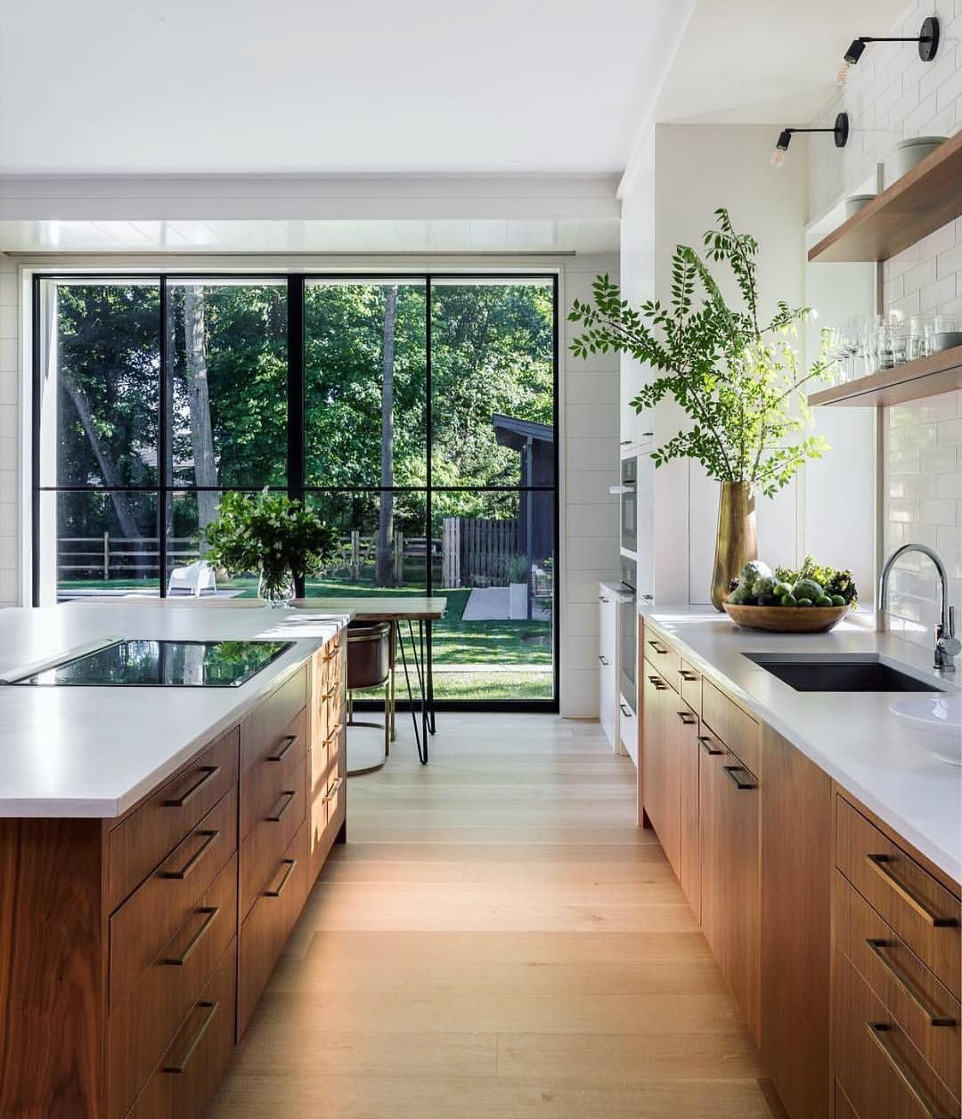 """NORDIK SPACE on Instagram """"A stunning kitchen with a beautiful ..."""