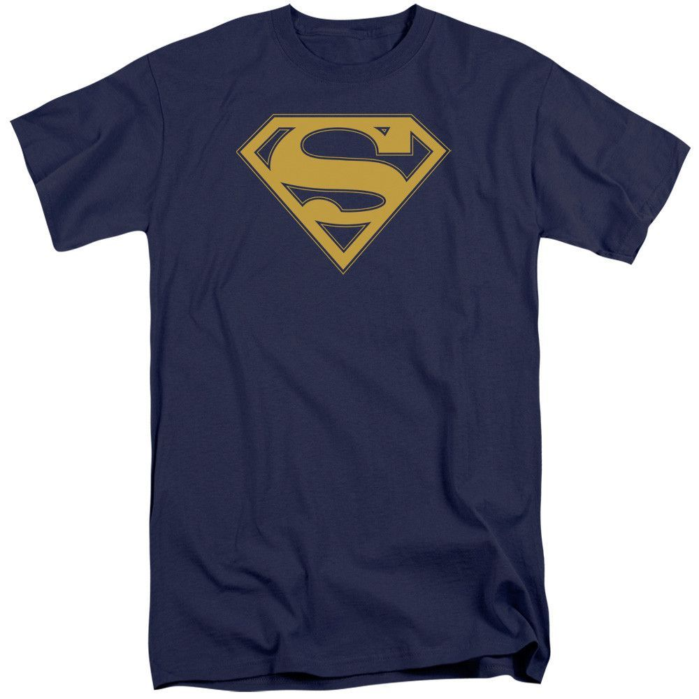 Superman - Maize & Blue Shield