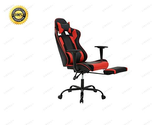 Outstanding Colibrox Gaming Chair High Back Computer Chair Leather Machost Co Dining Chair Design Ideas Machostcouk
