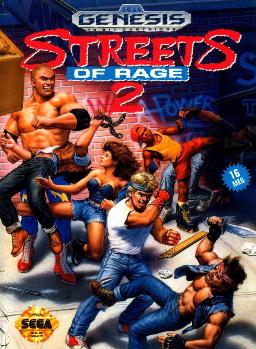 Streets Of Rage 2 Video Games Juegos Retro Juegos Videojuegos