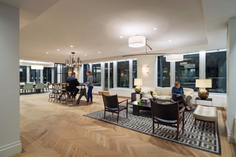 best office interiors. THE BEST OFFICE INTERIOR DESIGN PROJECT BY TED MOUDIS ASSOCIATES Best Office Interiors