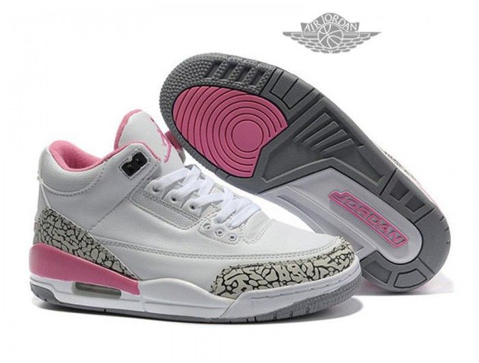 sneakers for cheap hot sale super popular Air Jordan 3 Retro - Basket Jordan Pas Cher Chaussure Pour ...