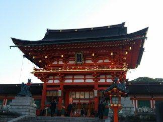 Fushimi Inari-taisha, Kioto, Japan