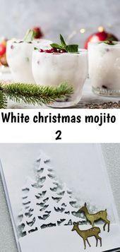 Photo of White christmas mojito 2-White christmas mojito 2  This Best…