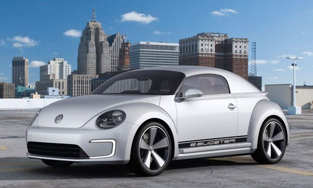 New Beetle If VW was reincarnated into a Porsche...