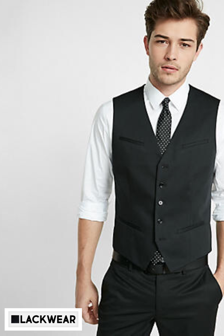 Sunday Dress Code Black Casual Outfits Black Casual Outfits For Men Black Suit Vest [ 1102 x 735 Pixel ]
