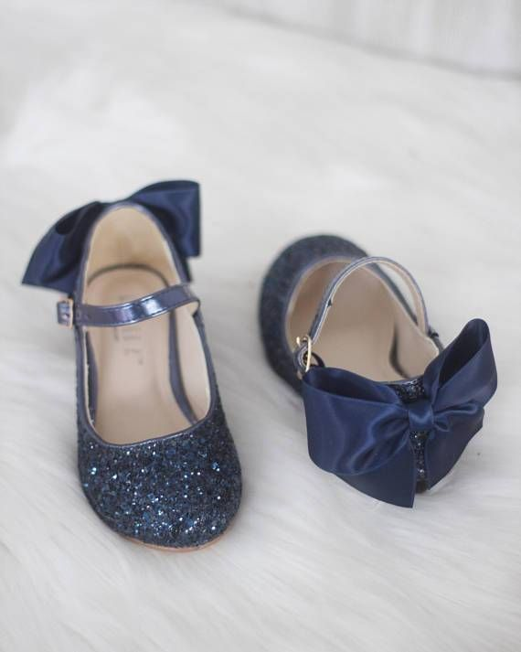8ab3305c Glitter mary-jane with a kitten heel. Perfect for dress up, frozen theme,  fairies, and flower girls. *If the your sizes are sold out, please message  us and ...