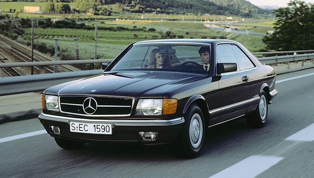 Mercedes Benz 500 Sec C126 Loved It