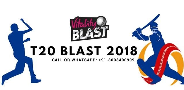 Astrology Predictions for All Matches of Natwest T20 Blast
