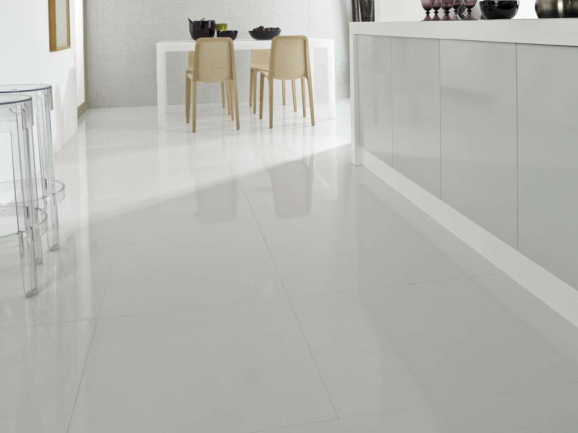 Floor tile / engineered stone / matte - DQS (DESIGN QUARTZ STONE ...