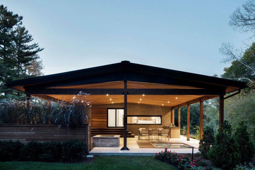 Maison avec un style Prairie ou Prairie House Prairie house