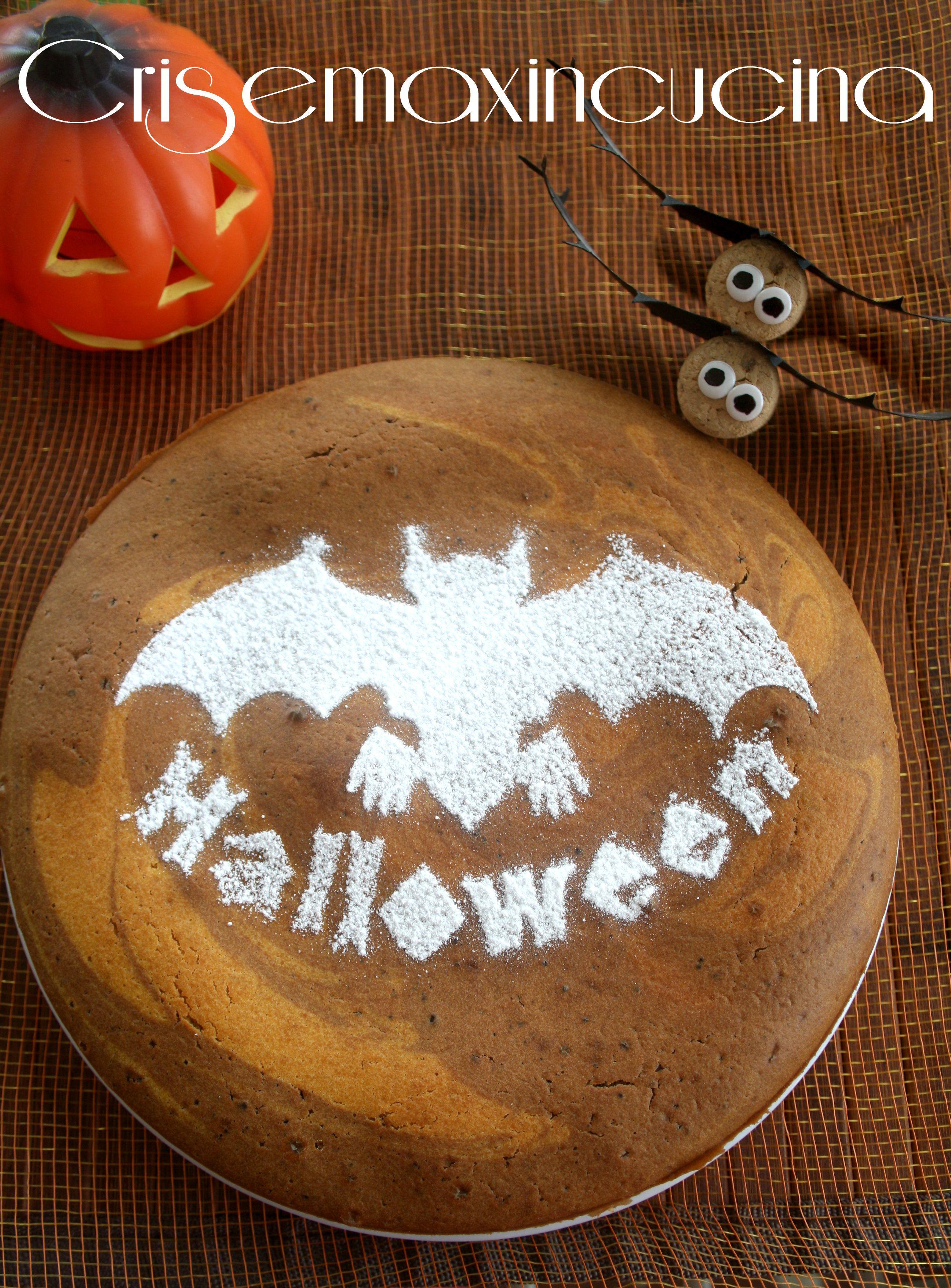 Torta alla zucca, ricetta di Halloween Ricette, Torte e