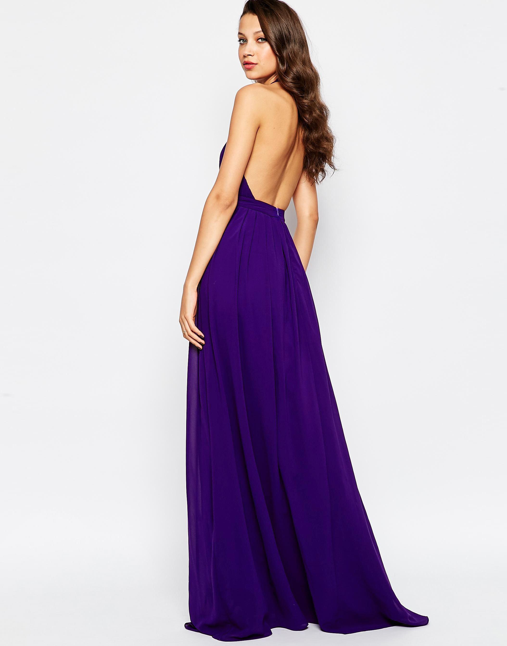 Www Asos Com True Decadence Tall Plunge Keyhole Maxi Dress Candice Blackburn Product Page Https Us Maxi Dress Dresses Backless Dress Formal [ 2689 x 2108 Pixel ]