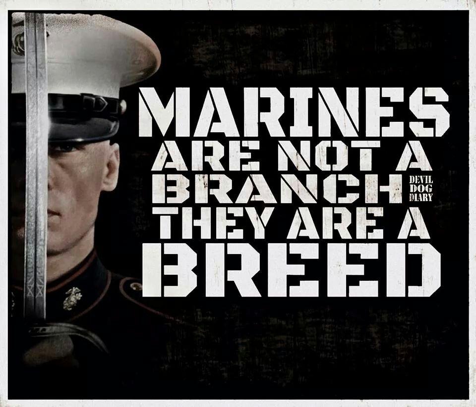Marine Corps, USMC