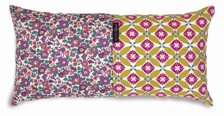 #Cushion vert Mr & Mrs #Clynk 30x60 from www.kidsdinge.com https://www.facebook.com/pages/kidsdingecom-Origineel-speelgoed-hebbedingen-voor-hippe-kids/160122710686387?sk=wall #kidsroom