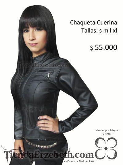 35a79a5ca594 chaquetas rockeras colombia